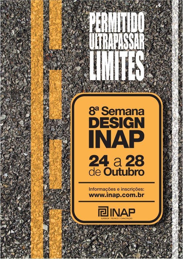 Palestras na 8ª Semana do Design do INAP