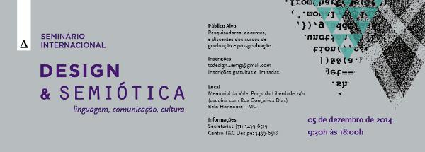 Seminário Design & Semiótica