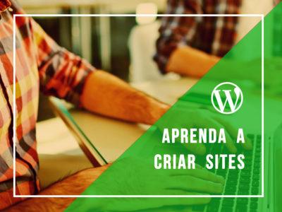 curso criação de sites com wordpress